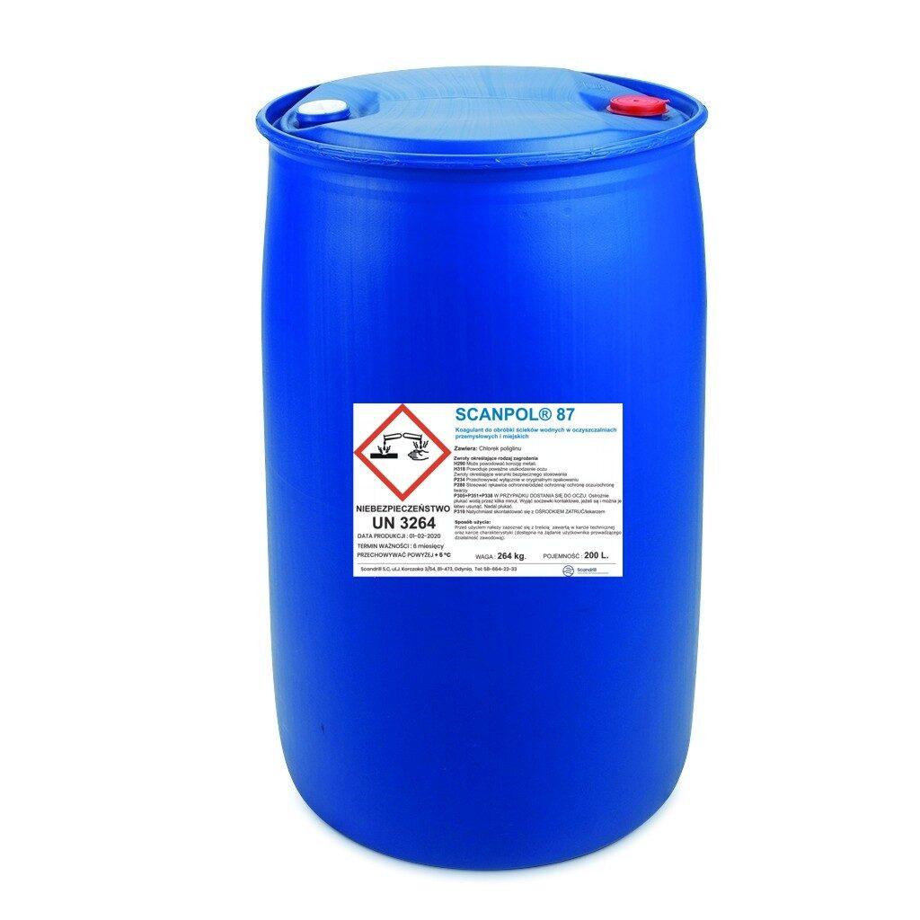 Koagulant glinowy SCANPOL® 87