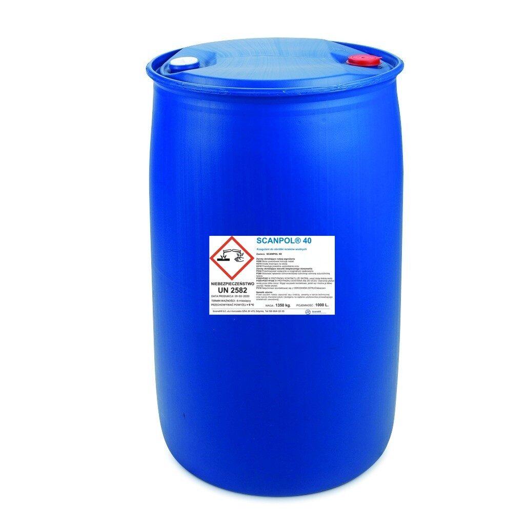 Koagulant żelazowy SCANPOL®40